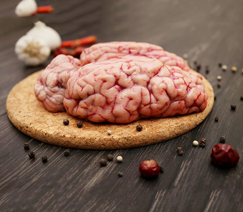 Veal Brain(1 Pc)